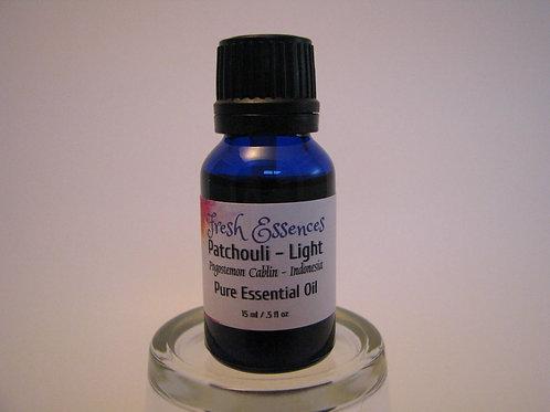 Patchouli (Light) Essential Oil