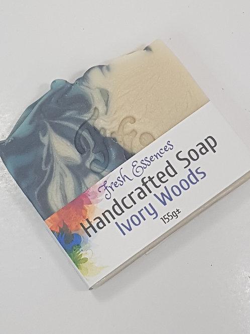 Ivory Woods Soap