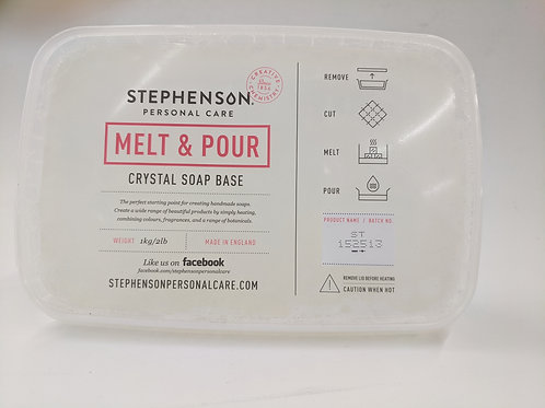 Stephenson Melt and Pour Soap