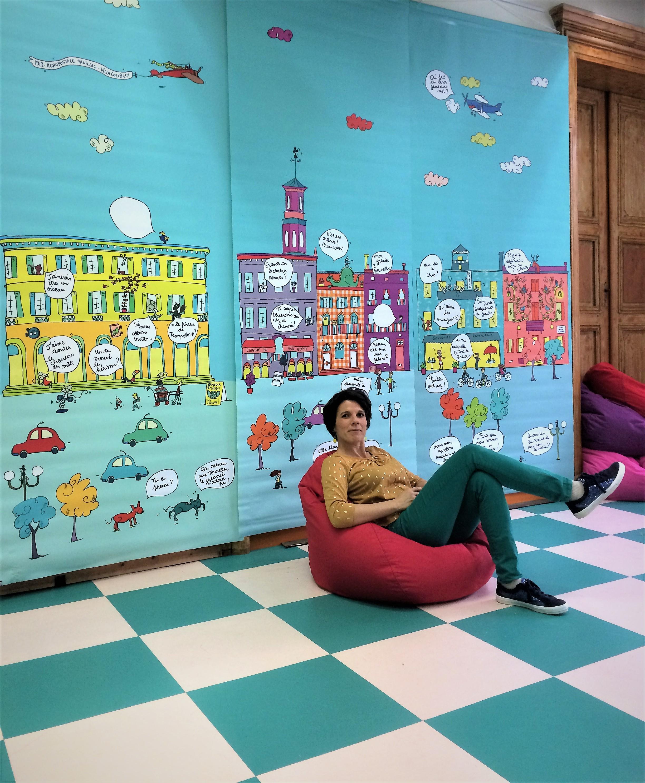 Camille Piantanida Expo Pauillac