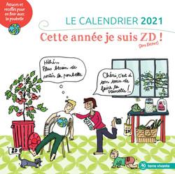 Calendrier ZD 2021 Camille Piantanida
