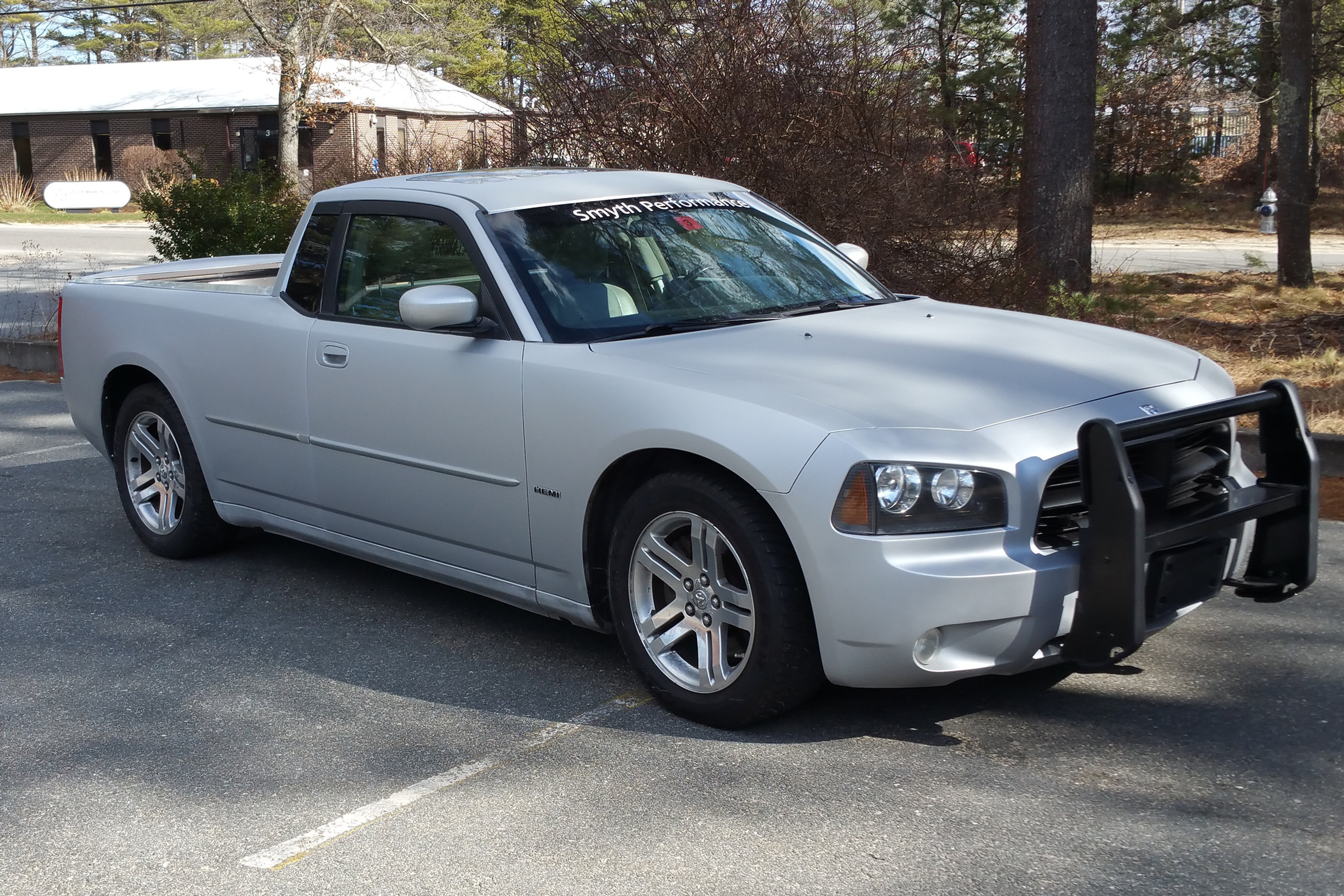smyth car to truck kits | 2005-2010 dodge charger ute