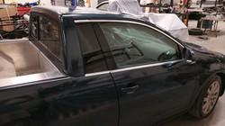 mk5 rear side window and trim