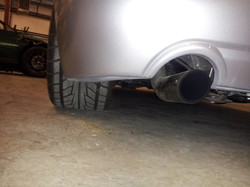 Dual exhaust for all models