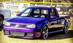 smythy purple gti look