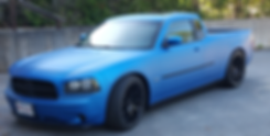 american ute, u.s. holden ute, charger truck, charger ute