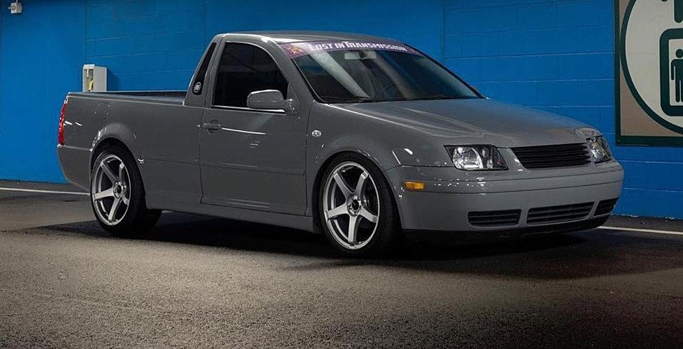 VW Jetta Golf Ute | Boston | Smyth Performance car to truck kits