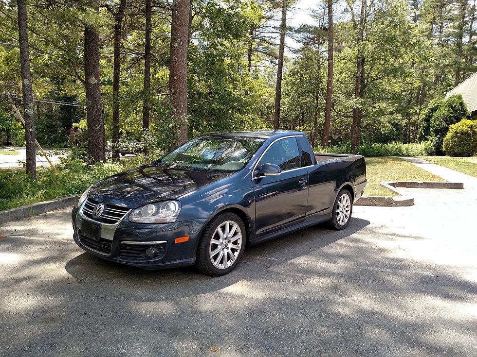Vw Jetta Golf Ute Boston Smyth Performance Car To