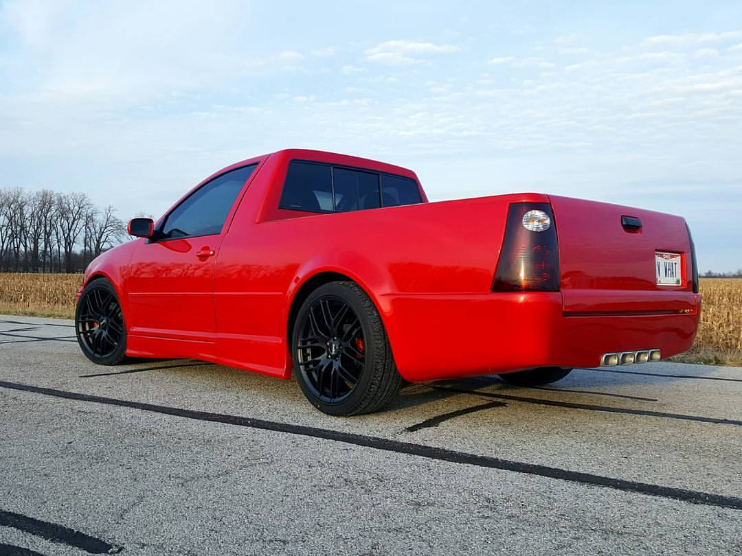 smyth red rear mk4