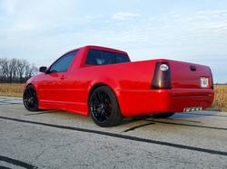 smyth red rear mk4