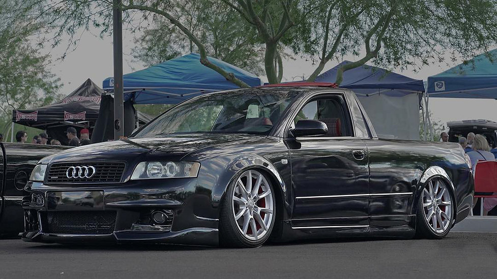 audi s4 car truck conversion kit