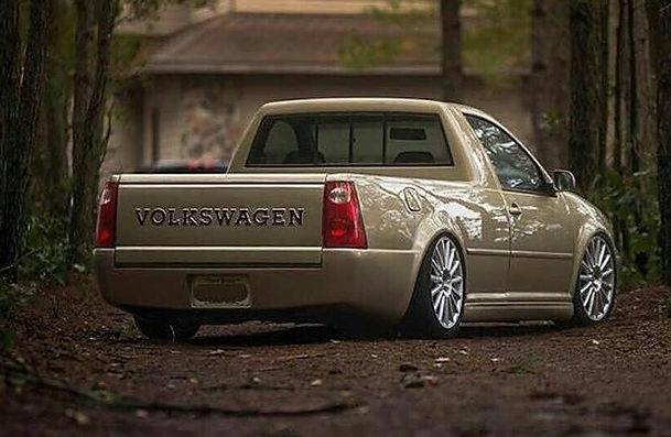 Smyth VW Jetta truck kit