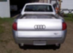 audi ute, audi truck kit vw caddy el camino kit