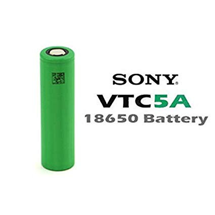 Sony US18650 VTC5A 2600mAh 35A 3.7V