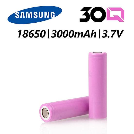 Samsung 18650 30Q 3000mAh 15-30A 3.7V