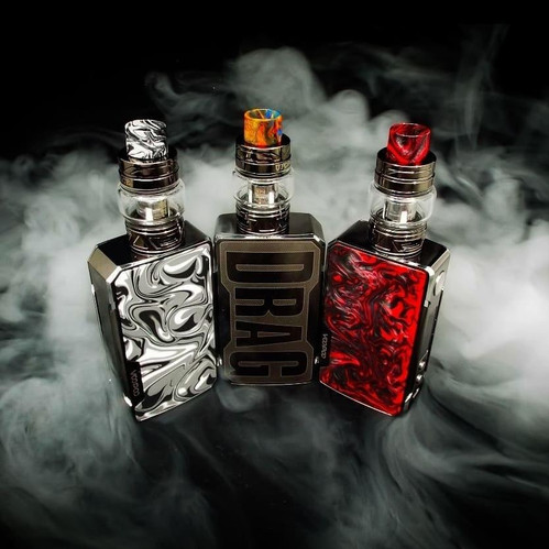 VOOPOO Drag 2 Platinum Edition Kit with Uforce T2 Tank