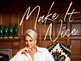 "GALLERY BOOKS TO PUBLISH ""MAKE IT NICE"" BY DORINDA MEDLEY"