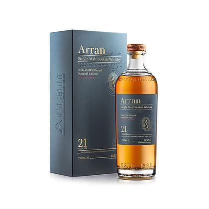 ARRAN - 21 ans - 46%