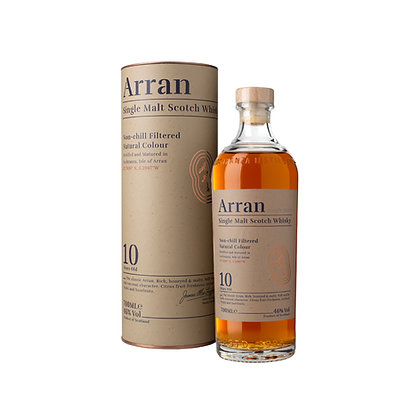 ARRAN - 10 ans - 46%