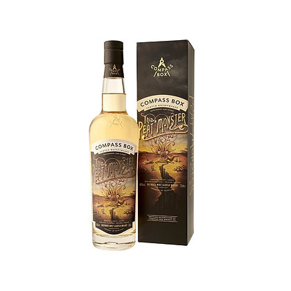 COMPASS BOX - The Peat Monster - 46%