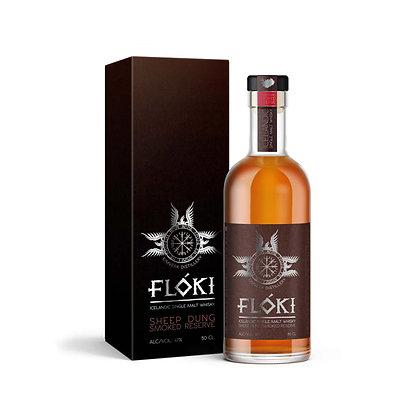 FLÖKI - Sheep Dung Smoked Reserve - 47%