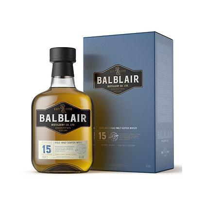 BALBLAIR - 15 ans - 46%