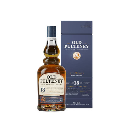 Old Pulteney 18ans - 46%