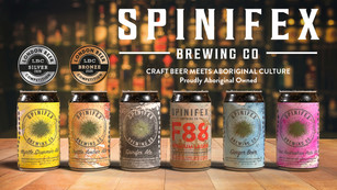 SPINIFEX Brewing Co wins silver and bronze at London Beer Competition