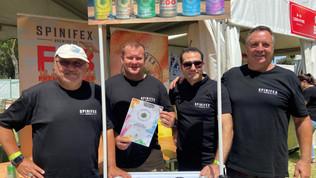 Spinifex introduces Export Development Team