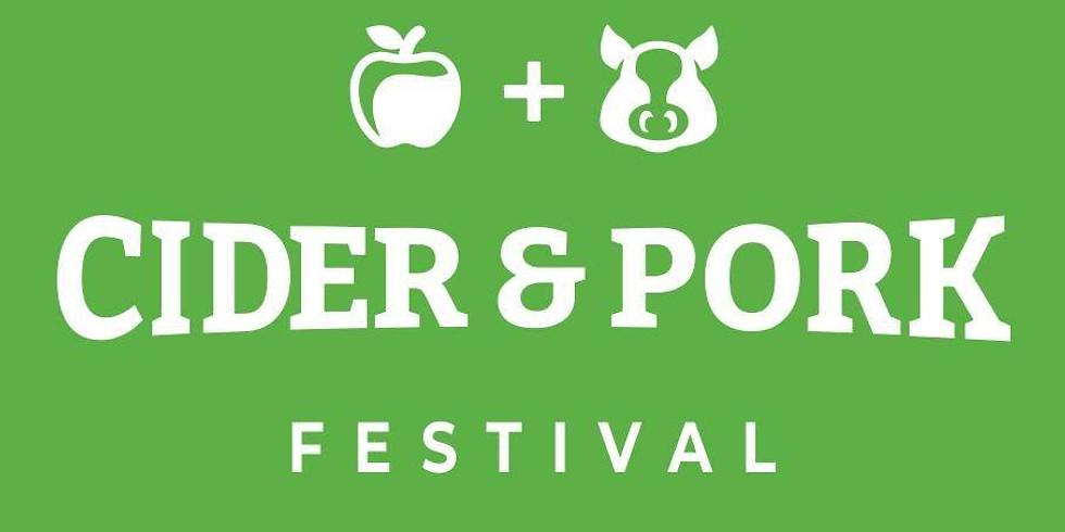 CIDER & PORK FESTIVAL PERTH