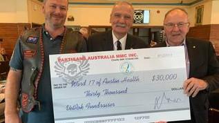 SPINIFEX F88 Campaign announces Victorian Veterans Charity Partner - VETROK