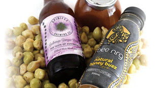 """Celebrating """"The taste of the Kimberley"""" Spinifex launches Non Alcoholic """"Gubinge Ginger Beer""""."""