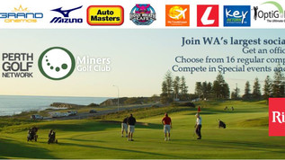 Spinifex announces partnership with WA's largest social golf club - Perth Golf Network