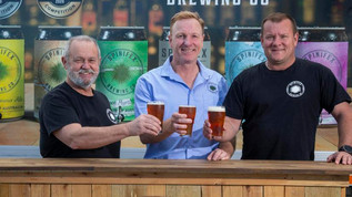 WA's Spinifex Brewing Co smashes crowdfunding record, chases Fosters-like global export success