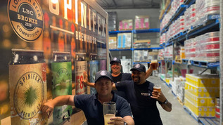 Toasting the Kimberley: APT partners with Spinifex Brewing Company.
