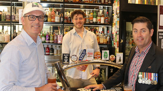 F88 Campaign Donating 50% of profits to Veteran mental health kicks off in Queensland Post Covid