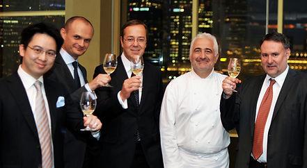 Vitisasia, Ludovic Tendron, fine dining Asia, fine wine