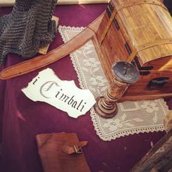 handwritten I Cimbali