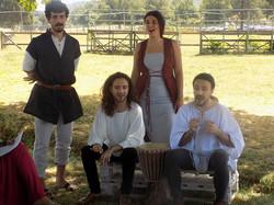 medieval singing workshop
