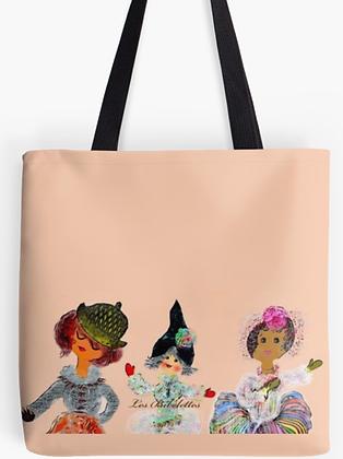 Trio : pochette + sac