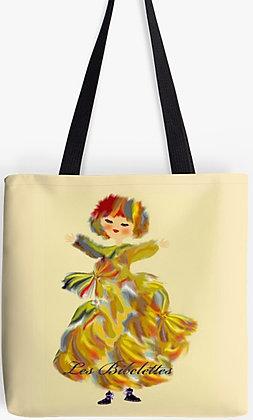 Doucement : sac + foulard