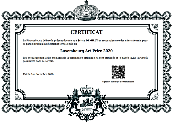 Certificat Luxembourg Art Prize.png