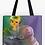 Thumbnail: Nébuleuse : sac + foulard