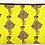 Thumbnail: Automne jaune : sac + pochette