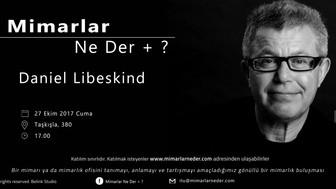 İTÜ Bu Hafta Daniel Libeskind'ı Konuşacak
