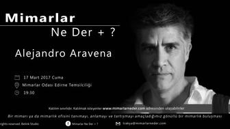 Trakya Alejandro Aravena Buluşması