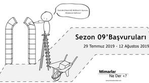 SEZON 09' BAŞVURULARI