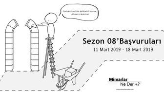 SEZON 08' BAŞVURULARI YENİDEN BAŞLADI!