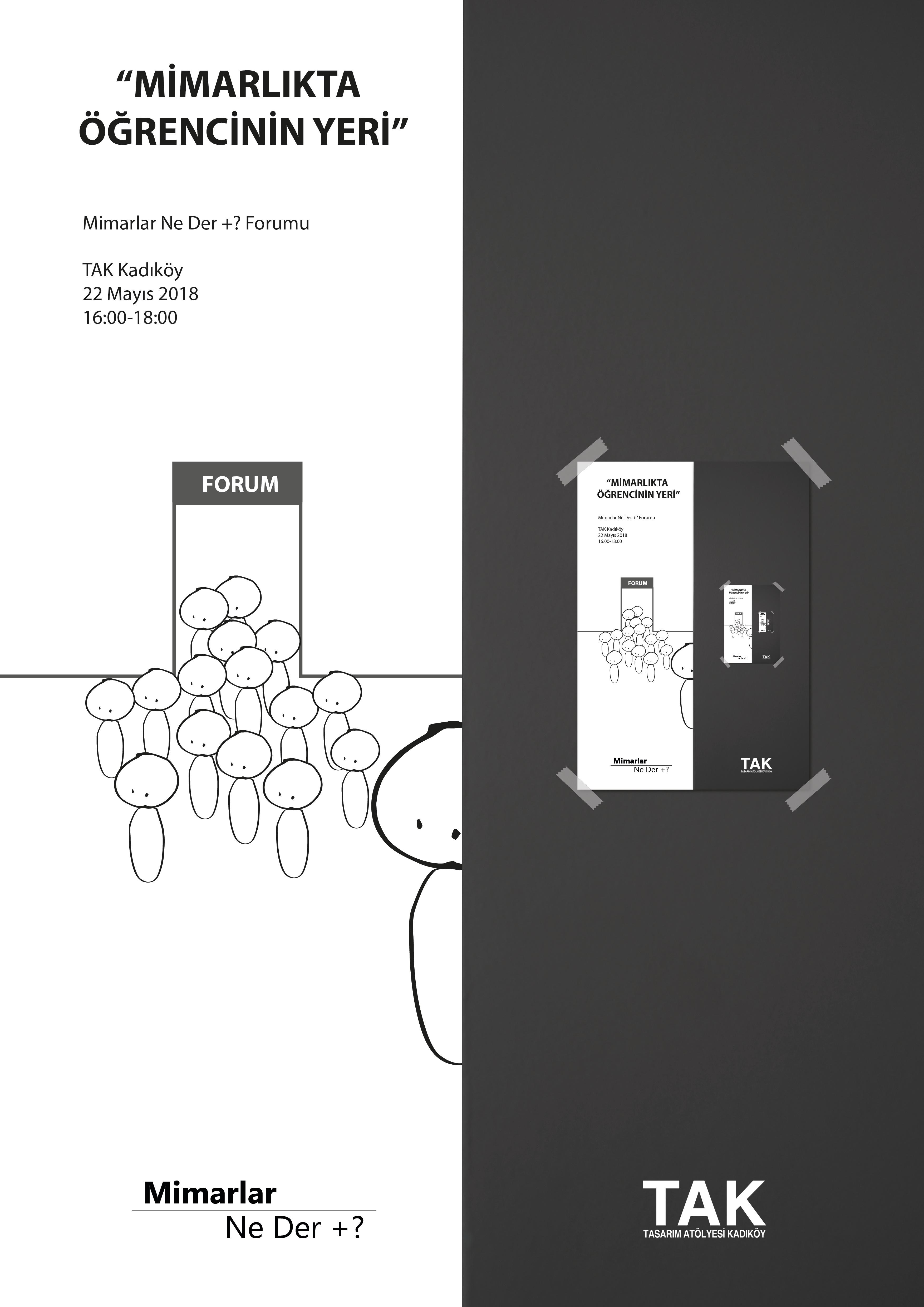 Mimarlar Ne Der +? Forumu 2018'