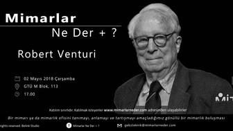 Gebze Teknik Üniversitesi'nde Robert Venturi konuşulacak